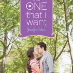 Book cover The One That I Want Jennifer Echols
