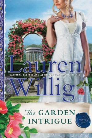Book Review | The Garden Intrigue | Lauren Willig