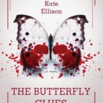 Book cover The Butterfly Clues Kate Ellison