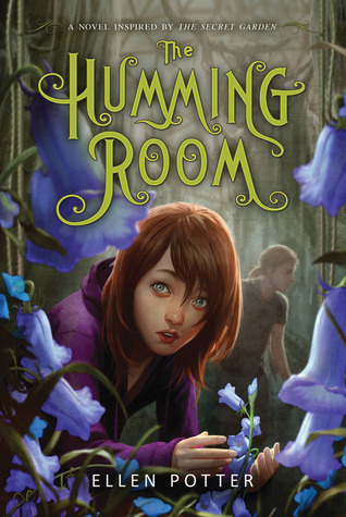 Book Review | The Humming Room | Ellen Potter