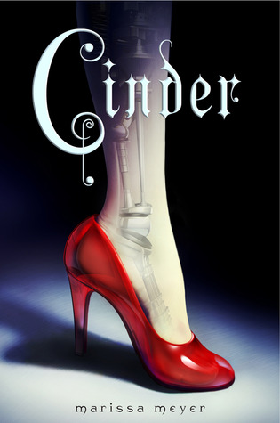 Book Review | Cinder | Marissa Meyer