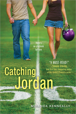 Book Review | Catching Jordan | Miranda Kenneally