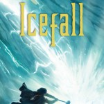 book cover for Icefall by Matthew J. Kirby