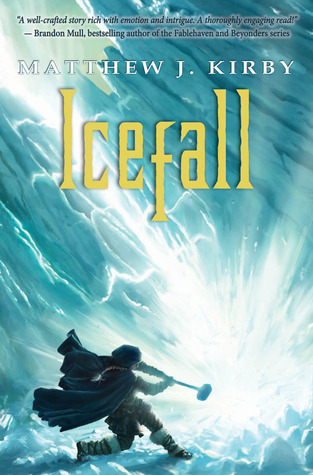 Book Review | Icefall | Matthew J. Kirby