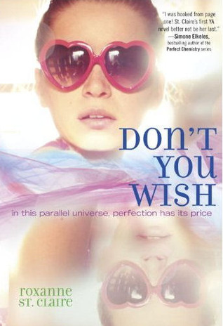 Book Review | Don't You Wish | Roxanne St. Claire