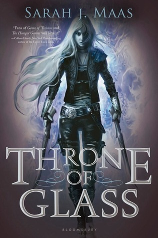 Book Review | Throne of Glass | Sarah J. Maas