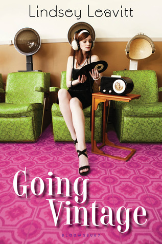 Book Review | Going Vintage | Lindsey Leavitt