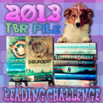 2013 TBR Reading Challenge-Button