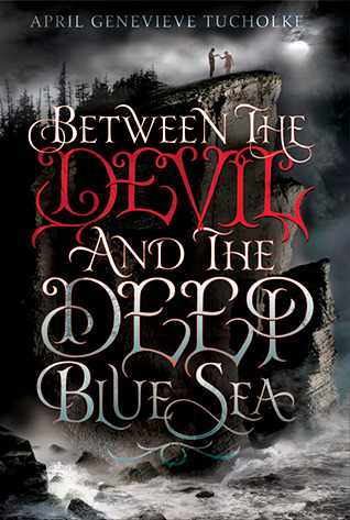 Book cover for Between the Devil and the Deep Blue Sea