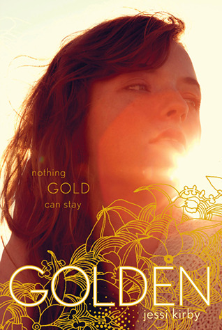 Book cover for Golden by Jessi Kirby