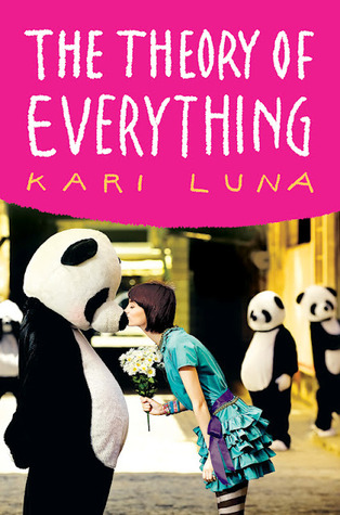 Book cover for The Theory of Everything by Kari Luna