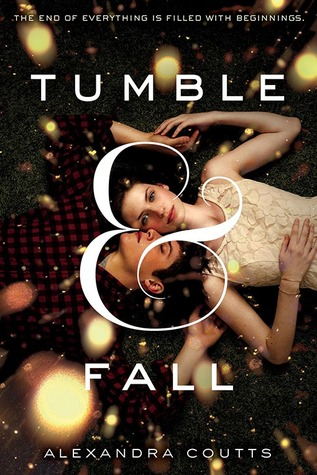 Book cover for Tumble & Fall by Alexandra Coutts