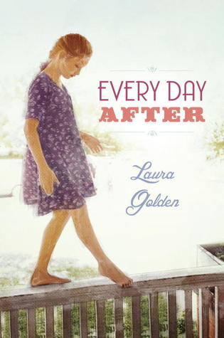 Book cover for Every Day After by Laura Golden