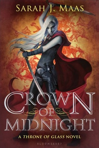 Book Review | Crown of Midnight | Sarah J. Maas