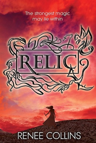 Book cover for Relic by Renee Collins