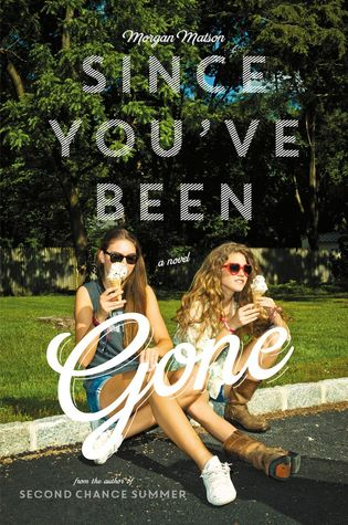 Book cover for Since You've Been Gone by Morgan Matson
