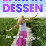 book cover for The Moon and More by Sarah Dessen