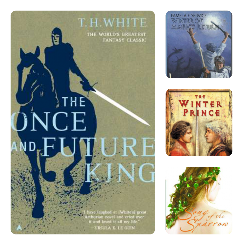 the once and future king 2 Free summary and analysis of book 2, chapter 11 in th white's the once and future king that won't make you snore we promise.