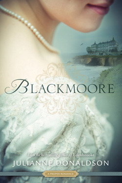 Book cover for Blackmoore by Julianne Donaldson
