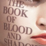 book cover for the book of blood and shadow