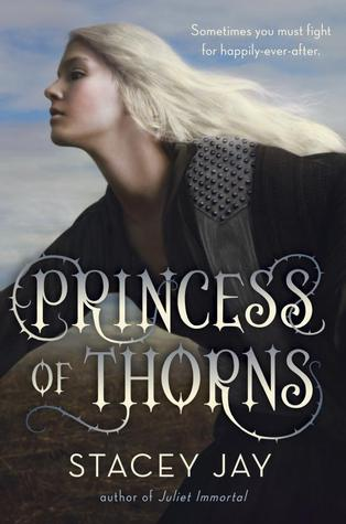 Book cover Princess of Thorns Stacey Jay