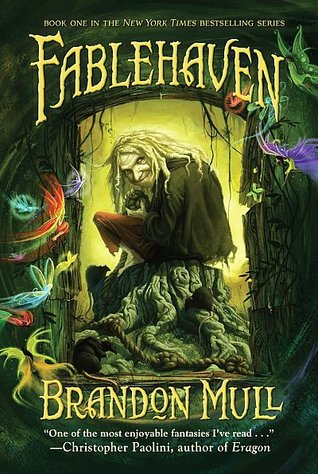 Book cover Fablehaven Brandon Mull