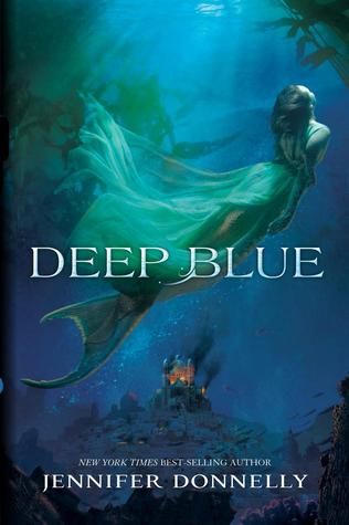 Book cover Deep Blue Jennifer Donnelly