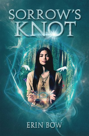 book cover Sorrow's Knot Erin Bow
