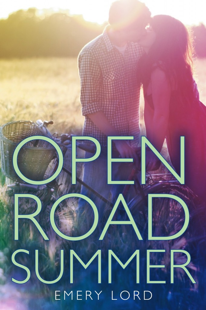 Book cover Open Road Summer Emery Lord