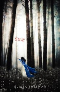 Book cover Stray Elisa Sussman