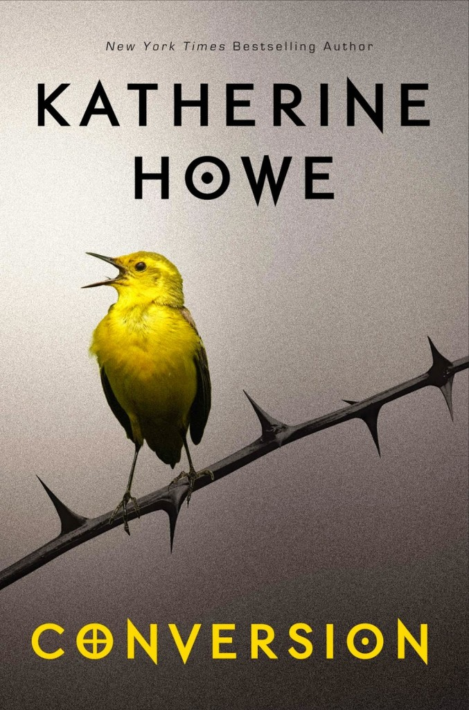 Book cover Conversion Katherine Howe