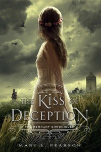 Book cover The Kiss of Deception Mary E. Pearson