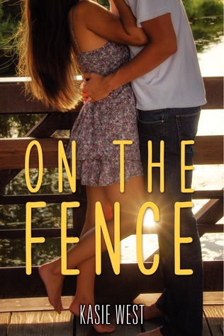 Book cover On the Fence Kasie West