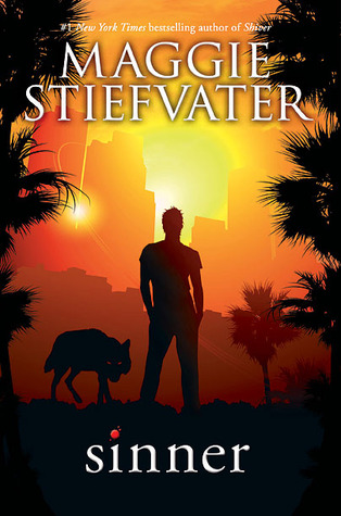 Book cover Sinner Maggie Stiefvater