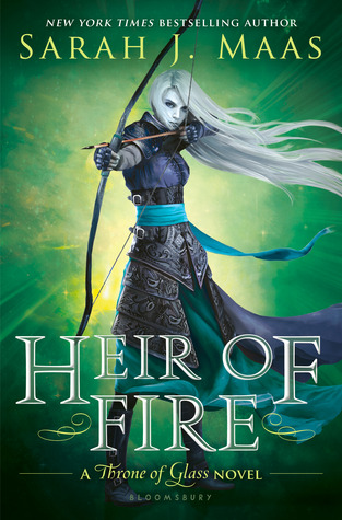 Book Review | Heir of Fire | Sarah J. Maas