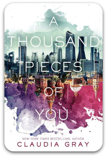 Book cover A Thousand Pieces of You Claudia Gray