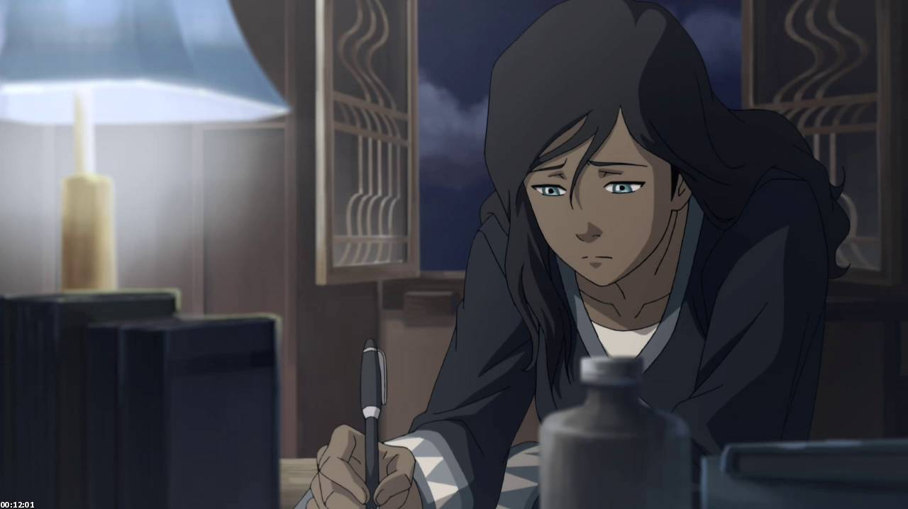 The legend of korra season 4 episode 2 korra alone jpg