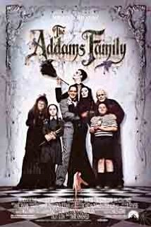 fortnight of Fright Addams Family