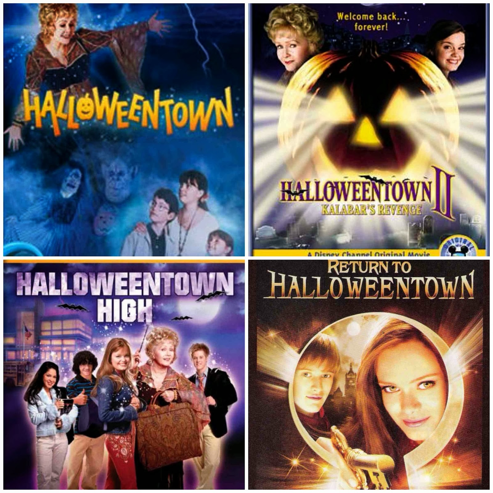 fortnight of fright halloweentown