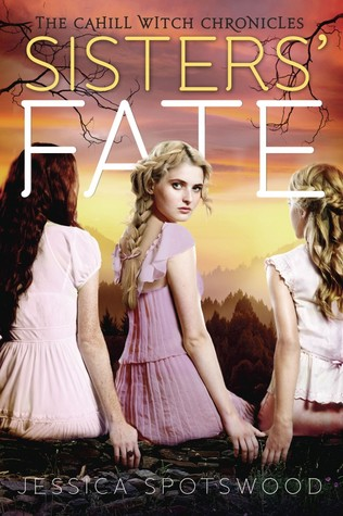 Book Review | Sister's Fate | Jessica Spotswood