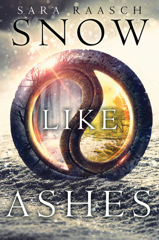 Book cover Snow Like Ashes Sara Raasch