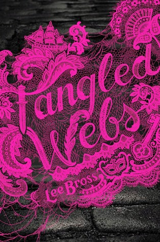 Book cover Tangled Webs Lee Bross