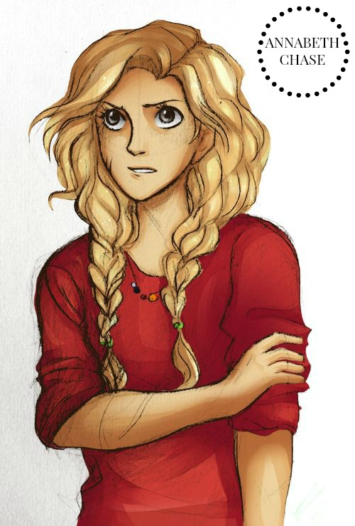 Annabeth chase picture 27