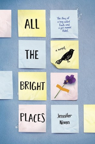 Book Review | All the Bright Places | Jennifer Niven