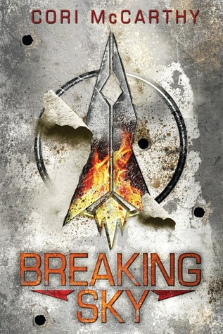 Book Review | Breaking Sky | Cori McCarthy