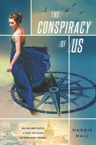Book Review | The Conspiracy of Us | Maggie Hall