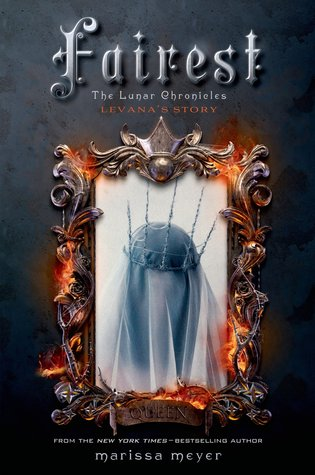 Book Review | Fairest | Marissa Meyer