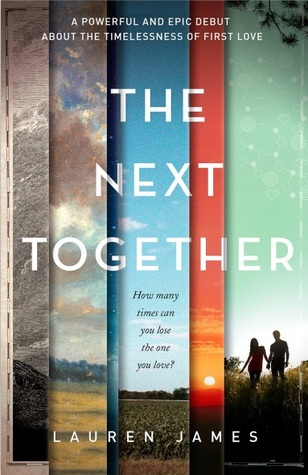 Book Cover The Next Together Lauren James