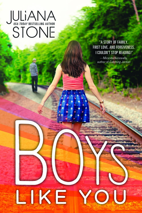 Book Cover Boys Like You Juliana Stone