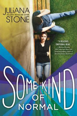 Book cover Some Kind of Normal Julianna Stone